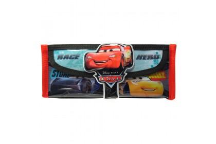 Disney Cars Hero Square Pencil Bag With Pocket