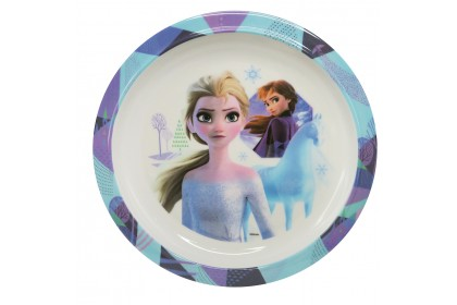 Disney Frozen 2 Melamine Dinner Set